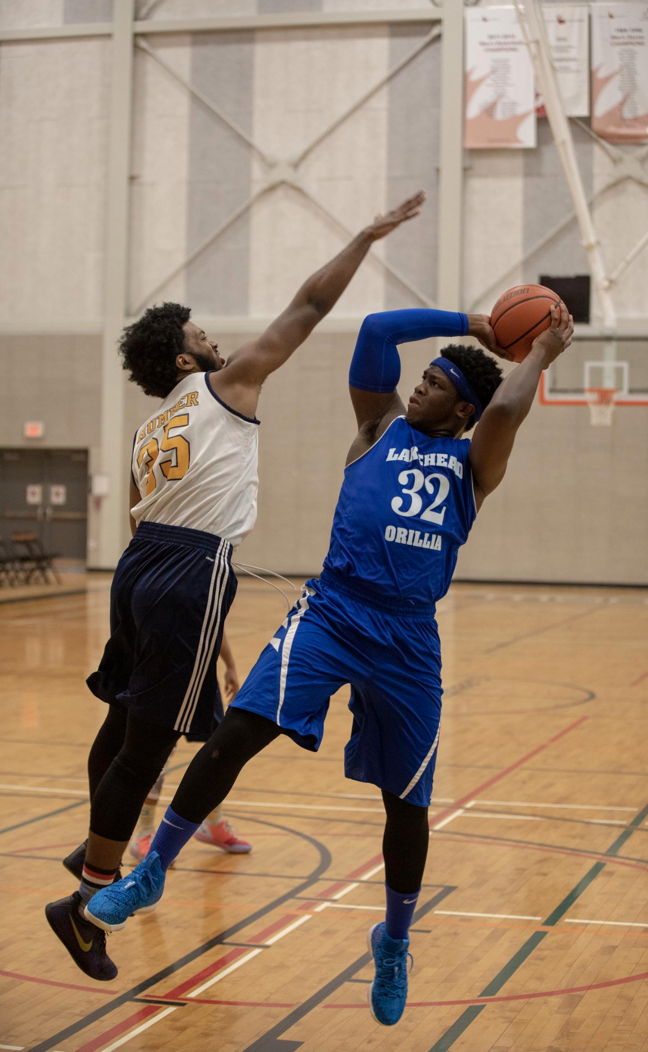 Orillia Thunderwolves Basketball