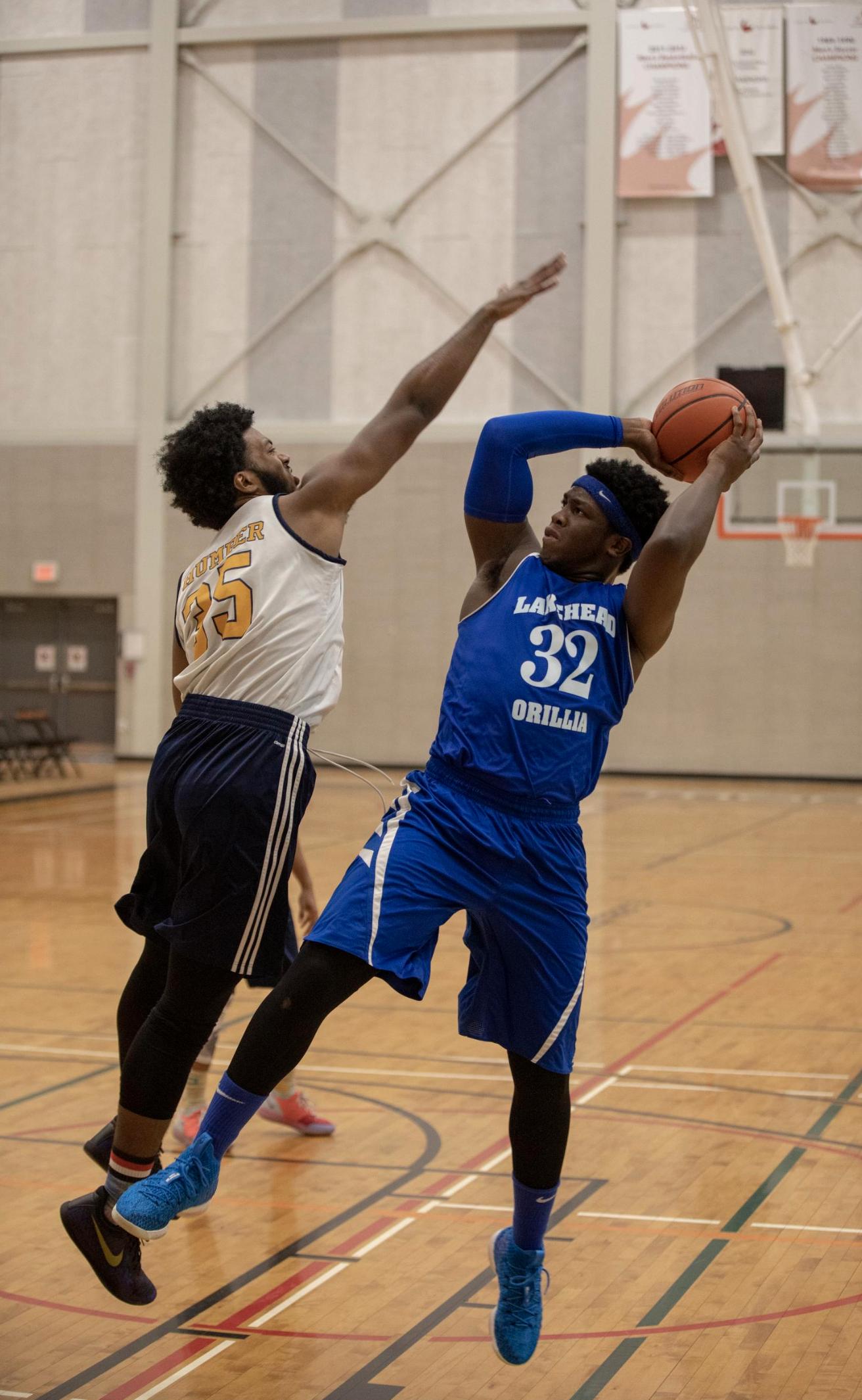 Orillia Thunderwolves Basketball